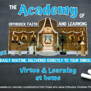 Academy of Orthodox Faith and Learning Online