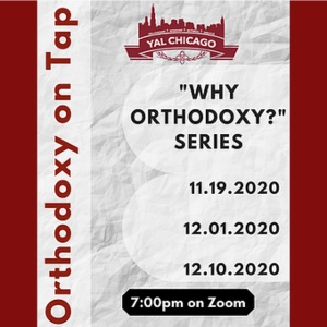 YAL Orthodoxy on Tap: