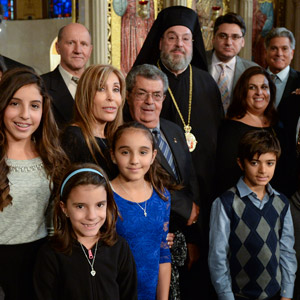 The Changing Orthodox Family