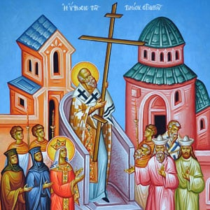 Feast of the Universal Exaltation of the Precious and Life-Giving Cross