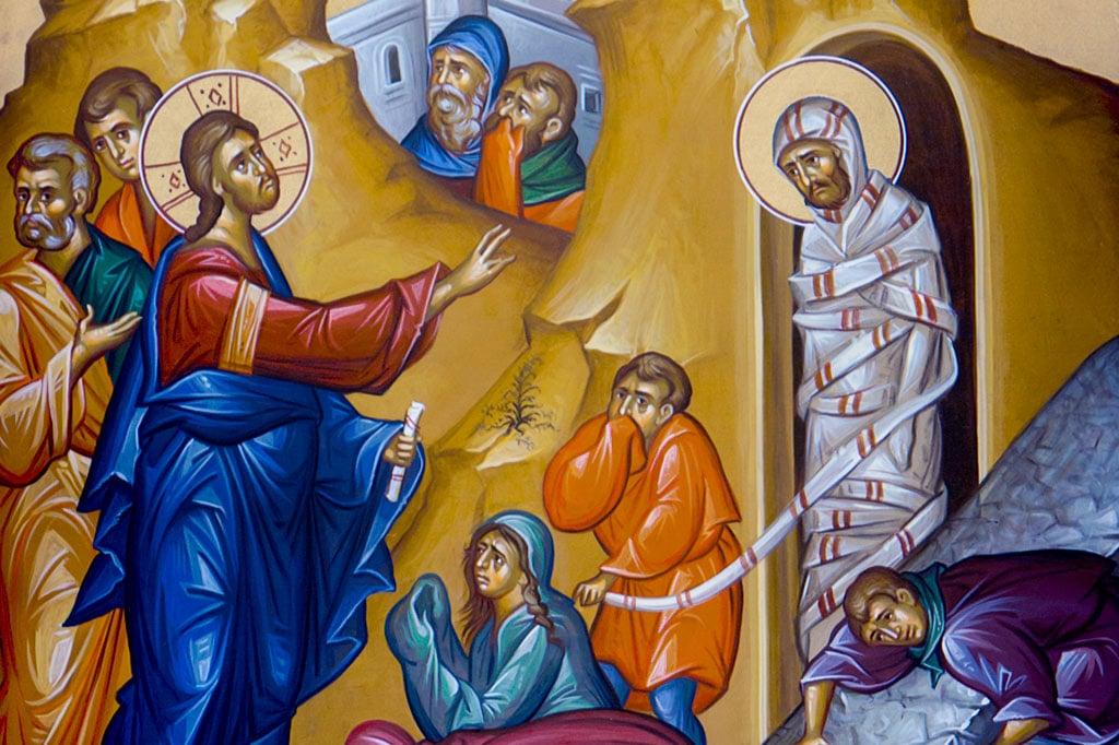 Lazarus Saturday - Greek Orthodox Archdiocese of America