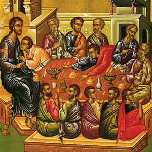 Holy Thursday Evening