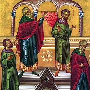 Homily on Sunday of the Publican and the Pharisee, Feb. 9, 2020