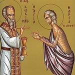 The Fifth Sunday of Great Lent: The Sunday of Saint Mary of Egypt