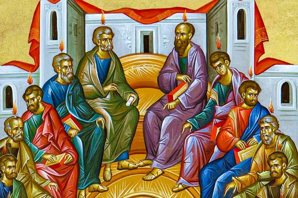 Sunday of Holy Pentecost  - June 20th, 2020