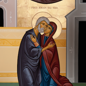 Infertility and the Intercessions of Saints Joachim & Anna