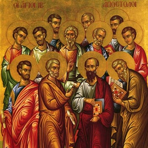 Saints and Martyrs of the Orthodox Church
