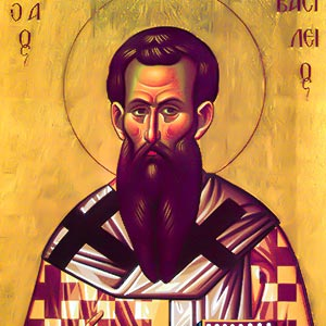 Feast of our Holy Father Basil the Great, Archbishop of Caesarea in Cappadocia