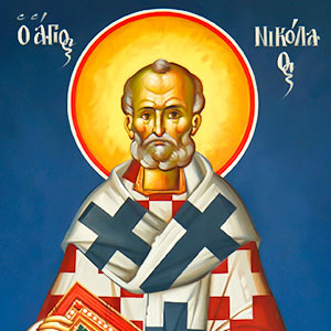 Feast of our Father Among the Saints, Nicholas, the Wonderworker and Archbishop of Myra