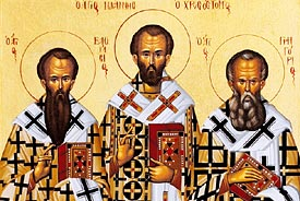 2019 Celebrations for the Three Hierarchs and the Day of Greek Letters