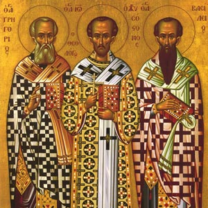Three Hierarchs and Greek Letters Celebrations