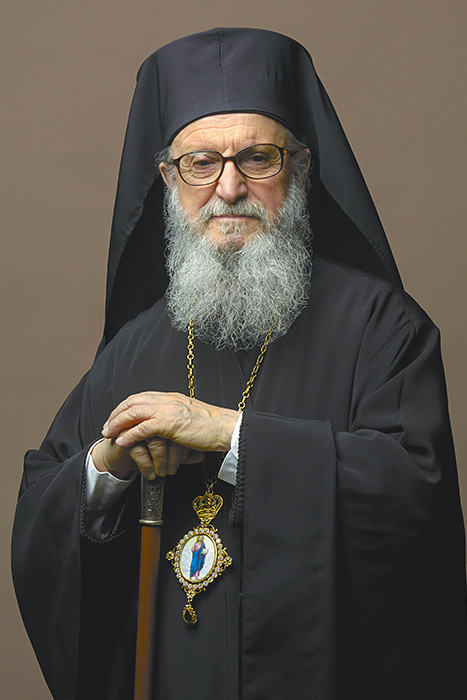 Archbishop Demetrios Portrait