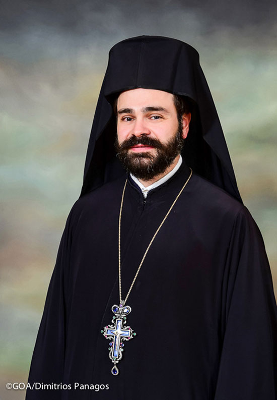 The Hierarchical Ordination of Metropolitan-elect Nathanael of Chicago
