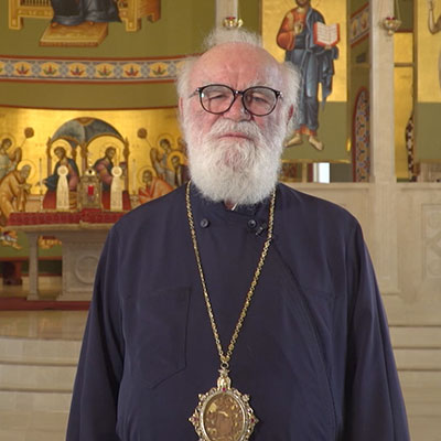 His Eminence Metropolitan Alexios of Atlanta