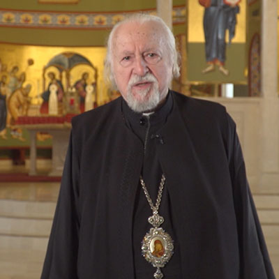 His Eminence Metropolitan Isaiah of Denver