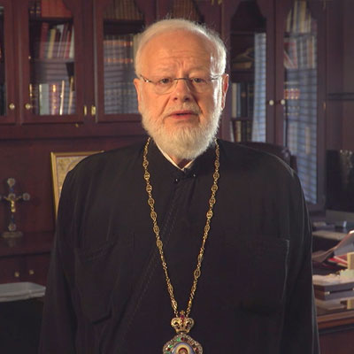 His Eminence Metropolitan Methodios of Boston