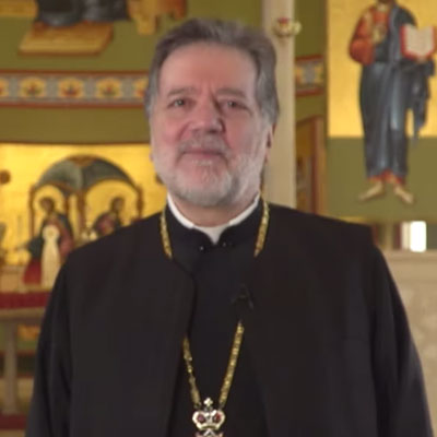 His Eminence Metropolitan Nicholas of Detroit