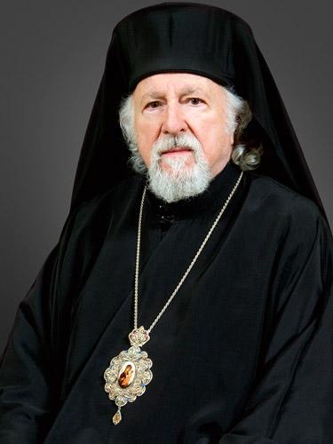 His Eminence Metropolitan Isaiah
