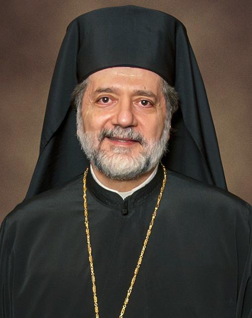 His Eminence Metropolitan Nicholas