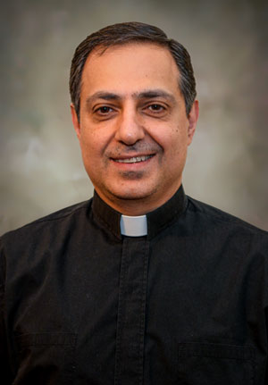 Photo of Rev. Fr. Soterios Baroody