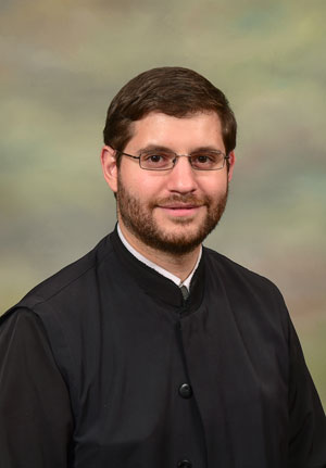Photo of Rev. Deacon Eleftherios Constantine