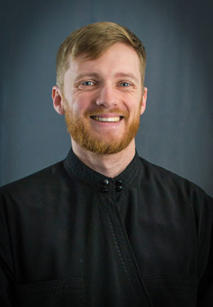 Photo of Fr. Nick Mueller