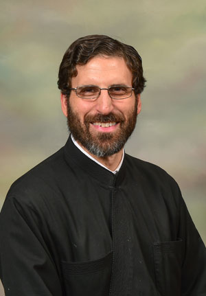 Photo of Rev. Archdeacon Panteleimon Papadopoulos