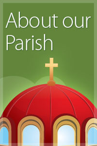 About our Parish Button