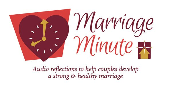 Marriage Minute: Getting Stuck