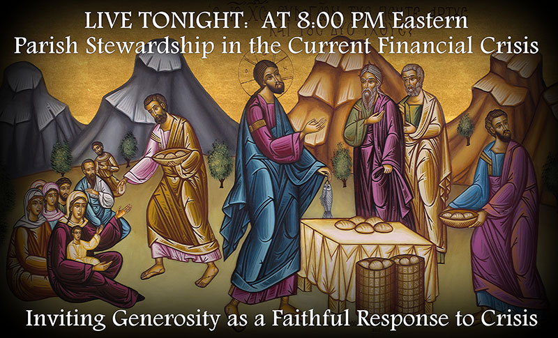 Inviting Generosity as a Faithful Response to Crisis