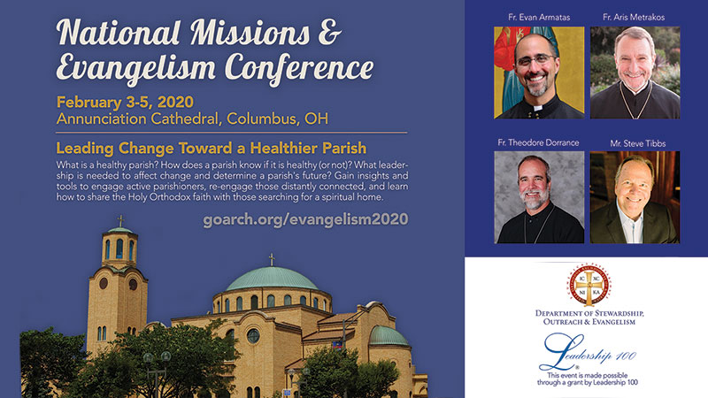 National Missions & Evangelism Conference - February 3-5, 2020