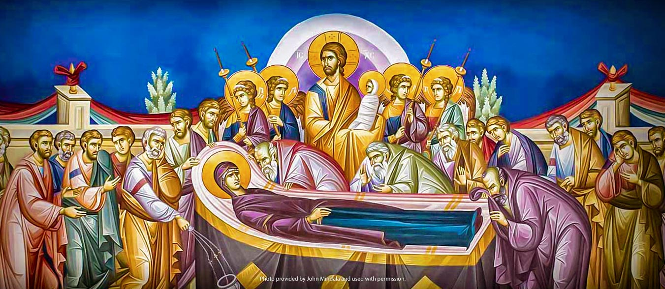 Dormition of the Theotokos - Greek Orthodox Archdiocese of
