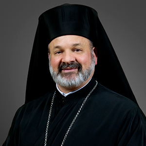 His Grace Bishop Demetrios of Mokissos Holy Week Schedule