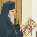 Archbishop Demetrios Honored for 50 Years of Episcopal Ministry