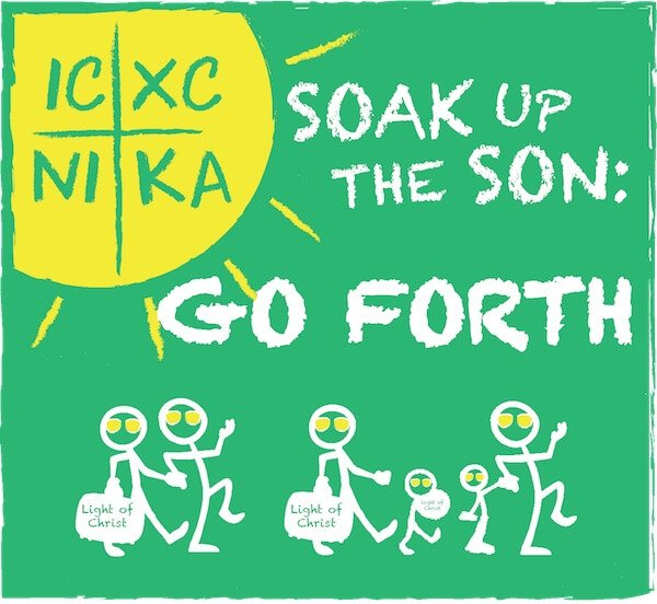 Soak Up the Son - Go Forth: Week 5