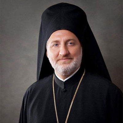 Message of Archbishop Elpidophoros to the Clergy-Laity (Sobor) of the Ukrainian Orthodox Church of the United States of America