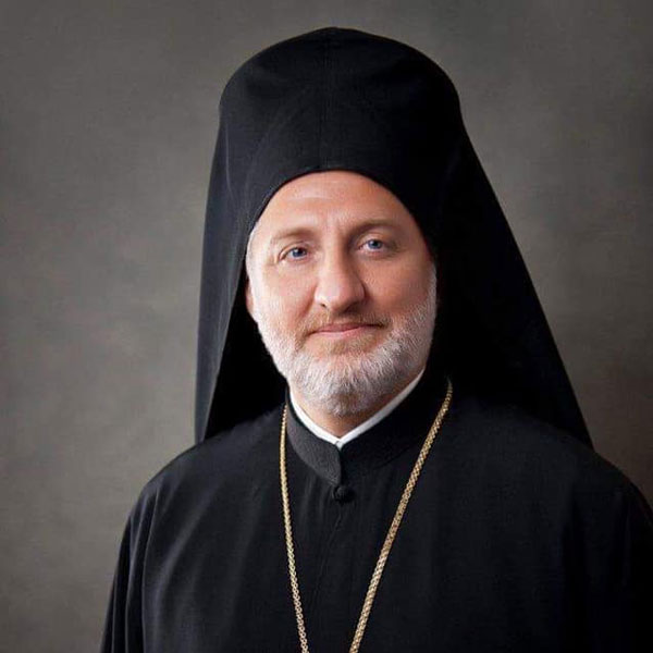 Arrival and Enthronement of Archbishop Elpidophoros