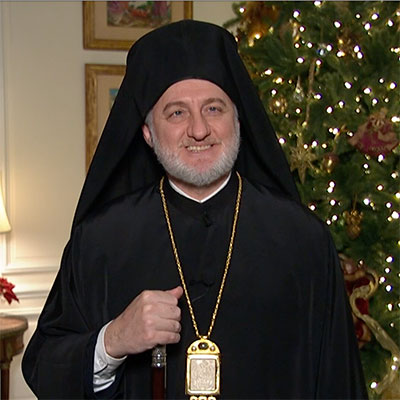 Nativity Message of His Eminence Archbishop Elpidophoros 2019