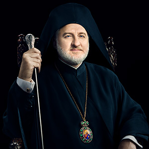 Public Schedule of  His Eminence Archbishop Elpidophoros of America
