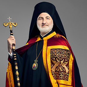 Homily of His Eminence Archbishop Elpidophoros of America for the 2nd Sunday of Luke