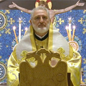 Homily  of His Eminence Archbishop Elpidophoros of America - 3rd Sunday of Luke