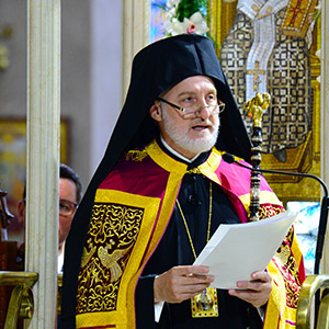 Enthronement Address of His Eminence Archbishop Elpidophoros
