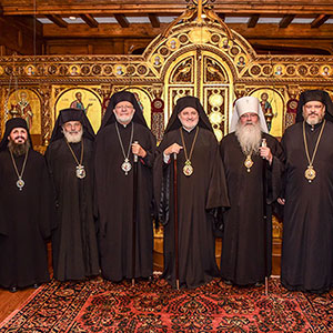 Executive Committee of the Assembly of Bishops Recommits to Orthodox Unity in the USA