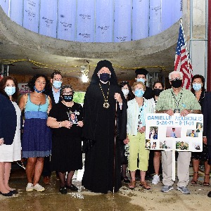 Archbishop Elpidophoros Presides at Memorial Service with Families of Those Orthodox Christians who Perished on September 11, 2001