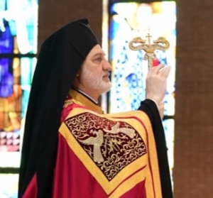 His Eminence Archbishop Elpidophoros Homily for the Sunday of the Myrrh-Bearing Women