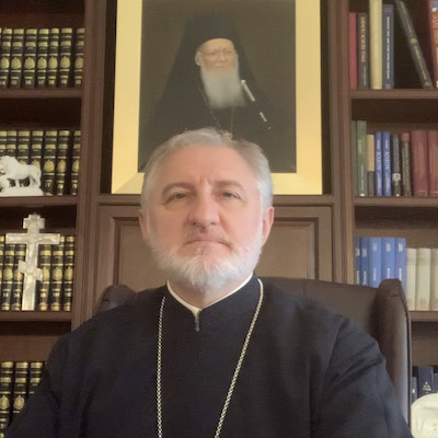 Archbishop Elpidophoros - A Different Communion in 2020
