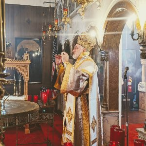His Eminence Archbishop Elpidophoros  Homily for the Third Sunday of Matthew