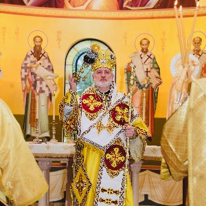 His Eminence Archbishop Elpidophoros Homily for the Eighth Sunday of Matthew