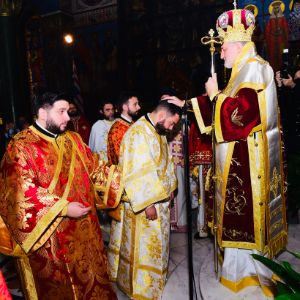His Eminence Archbishop Elpidophoros - Address at the Ordination to the Priesthood of Deacon Demetrios Balidis