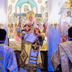 His Eminence Archbishop Elpidophoros Homily for the Sunday of the Fathers of the First Ecumenical Council